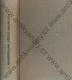 Případ Mauriciův (obálka a vazba F. Muziky)