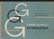 Denní domácí gymnastika (široký formát)