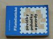 Filatelistické pohádky a pravdy (Nadas 1972)