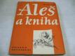 Mikoláš Aleš a kniha