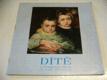 Dítě v českém umění 19. a 20. století , katalog k výstavě