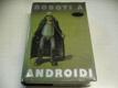 Roboti a androidi, vědeckofantastické povídky