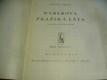 Weberova pražská léta : z kroniky pražské opery (