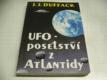 UFO-poselství z Atlantidy