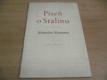 Píseň o Stalinu