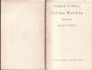Výbor z díla Jiřího Wolkra od Miloslav Novotný