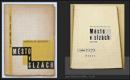 SEIFERT; JAROSLAV: MĚSTO V SLZÁCH. - 1929. 3. vyd. Obálka a typo KAREL TEIGE. - 62358650889