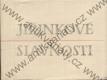 Jiřinkové slavnosti (1837 - 1847)