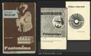 NEZVAL; VÍTĚZSLAV: PANTOMIMA. - 1935. Obálka; typo a ilustrace KAREL TEIGE; 1 x il. JINDŘICH ŠTYRSKÝ. - 65378615305