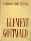 Československý státník Klement Gottwald