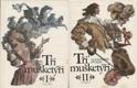 Tři mušketýři I.-II.