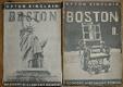 Boston, Soudobý historický román I.-II.