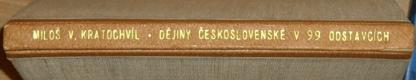 Dějiny československé v 99 odstavcích