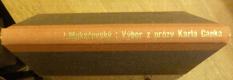 Výbor z prózy Karla Čapka