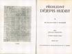 Gracian Černušák - Přehledný dějepis hudby II. díl. Od klasicismu k moderně