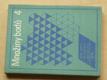 Množiny bodů 4 (1976) Nové směry ve školské matematice