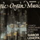 LP Johann Sebastian Bach, barokn? varhany, Gabor Lehotka, 1979