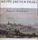 Město jménem Praha - Praga Bohemia - Karel Šiktanc - 1966