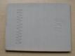 Práce na papíře / Works on paper (Mánes 1997, katalog výstavy)