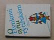 Třináct pohádek z Moravy (1986) obálka Mikulka