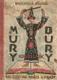 Mury Bury kouzelník
