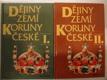 Dějiny zemí Koruny české 1,2
