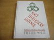 Malý teologický slovník. Přehled papež