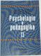 Psychologie a pedagogika II. pro střední zdravotnické školy