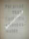 PSÍ PÍSNĚ V BUCHENWALDĚ 1943