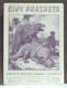 Divy prasvěta - obálka ze sešitového vydání