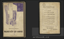 Štyrský - NEZVAL; VÍTĚZSLAV: ULICE GIT - LE - COEUR. - 1936. - 123215347721