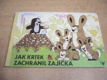 Jak krtek zachránil zajíčka leporelo