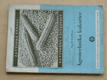 Agrotechnika kukuřice (1952)