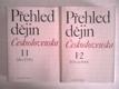 Přehled dějin Československa I. - II.