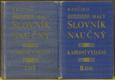 Malý slovník naučný I. a II. díl  Kapesní vydání
