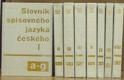 Slovník spisovného jazyka českého I - VIII