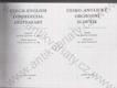 Česko-anglický obchodní slovník (Czech-english commercial dictionary)