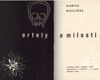 Ortely a milosti (3. vyd.)