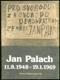 Jan Palach - sborník dokumentů z roku 1969