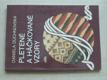 Pletené a háčkované vzory (1988) slovensky