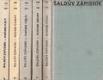 Šaldův zápisník I.-V.