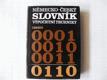 německo český slovník výpočetní techniky
