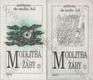 Modlitba žáby 2 svazky (Kniha medikací v povídkách 1. a 2. díl)