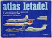 Atlas letadel 3