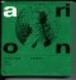 Arion. Výbor z lyriky
