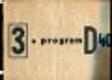 Program D 40, č. 3 (Časopis pro umění - sezona 1939-1940)