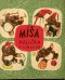 Míša Kulička v cirkuse (Veselá dobrodružství medvídka Míši)