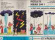 Čtyřlístek č. 51; Pošlete mrak DM 1 (a čtyři další obrázkové příběhy)