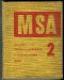 M.S.A.2. Moderní architektura v Československu