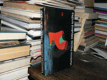 Dřevěná knížka